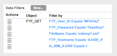 Downloading Files from an IBM AS/400 FTP, an IBM z/OS FTP, an IBM AS