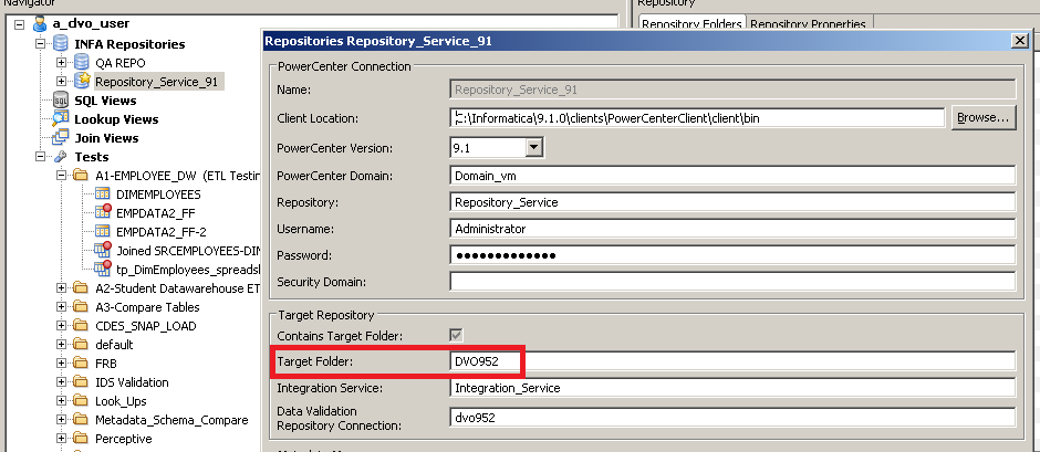 Using PowerCenter User-Defined Functions in Data Validation